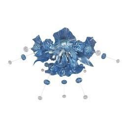 Lightstar  (MX8135-12) Люстра CELESTA LED 12х6W(Led) G9 SKY BLUE, 893021