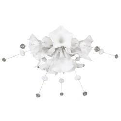 Lightstar  (MХ8135-12) Люстра CELESTA LED 12х6W(Led) G9  PURE WHITE, 893026