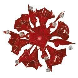 Lightstar  (MВ8135-6) Бра CELESTA LED 6х6W(Led) G9 RED, 893622
