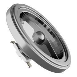 Lightstar  Лампа HAL 12V AR111 G53 50W 46G ALU RA100 2800K 2000H DIMM, 921032
