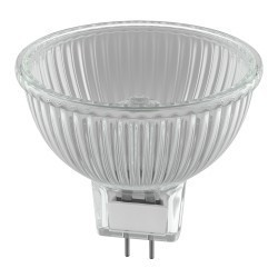 Lightstar  Лампа HAL 12V MR16 G5.3 35W 60G CL RA100 2800K 2000H DIMM, 921205