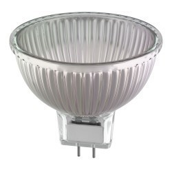 Lightstar  Лампа HAL 12V MR16 G5.3 50W 60G GOLD RA100  2800K 5000H DIMM, 921507