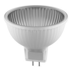 Lightstar  Лампа HAL 12V MR16 G5.3 35W 60G ALU RA100 2800K 2000H DIMM, 921705