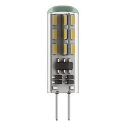 Lightstar  Лампа LED 12V JC G4 1.5W=15W 110LM 360G RA85 2800K 20000H, 932502