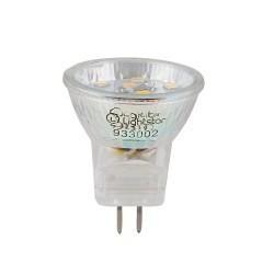 Lightstar  Лампа LED 220V MR11 G5.3 3W=35W 260LM 180G FR 2800K 20000H, 933002