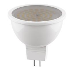 Lightstar ЛАМПА LED 220V MR16 G5.3 6.5W=60W 325LM 120G  FR 4200K 20000H, 940214
