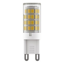 Lightstar Лампа LED 220V JC G9 6W=60W 492LM 360G CL 3000K 20000H, 940452