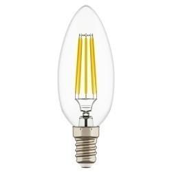 Lightstar Лампа LED 220V  C35 E14  4W=40W 350LM 360G CL 4200K 20000H, 940564