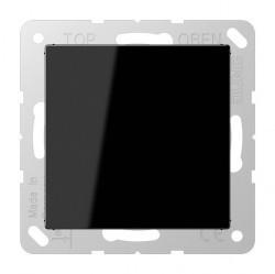 Заглушка Jung А-СЕРИЯ, черный, A594-0SW
