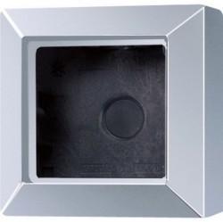 A500 Коробка 1-ная для накладного монтажа алюм.