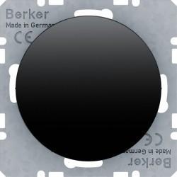 Заглушка Berker, черный блестящий, 10092045