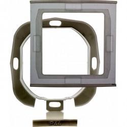 K.1/K.5/Q.1 Hабор уплотнительных вставок для розеток, светорегуляторов, жалюзийных выключателей