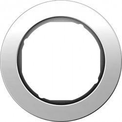 Рамка 1 пост Berker R.CLASSIC, белый блестящий, 10112089