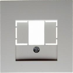Накладка на розетку USB Berker, белый, 10338919