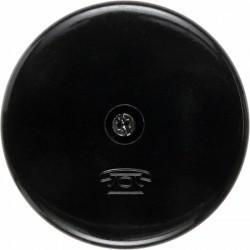 Накладка на вывод кабеля Berker 1930, черный блестящий, 103701