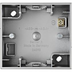 K.1/K.5 Коробка для наружного монтажа 1-ная, металл Алюминий