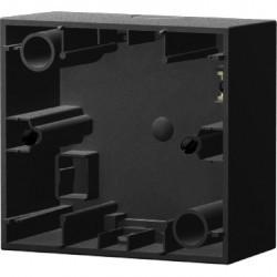K.1/K.5 Коробка для наружного монтажа 1-ная, антрацит матовый