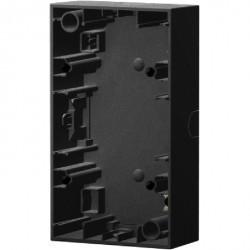 K.1/K.5 Коробка для наружн. монтажа 2-ная вертикальн., антрацит матовый