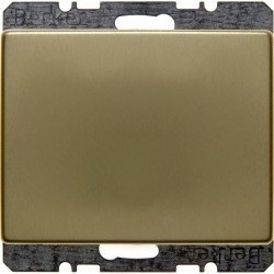 Заглушка Berker ARSYS, золото светлое, 10440002