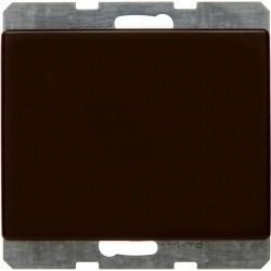 Заглушка Berker ARSYS, коричневый блестящий, 10450001