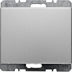 Заглушка Berker, алюминий, 10457003