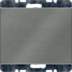 Заглушка Berker, нержавеющая сталь, 10457004