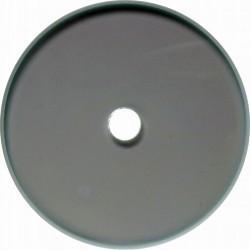 Накладка на поворотный выключатель Berker GLAS, прозрачный, 1090