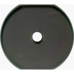 Накладка на поворотный выключатель Berker GLAS, прозрачный, 1095