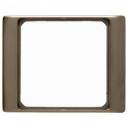 Arsys Рамка адаптерная для центральной панели 50 x 50 мм , светло-бронзовый металл.