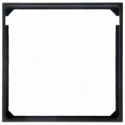S.1/B.3/B.7 Рамка адаптерная для внутр. разм. 50х50, антрацит матовый