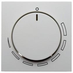 Накладка на светорегулятор Berker, белый, 11378929