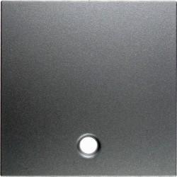 Клавиша Berker, алюминий матовый, 11461404