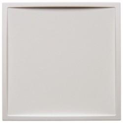 Заглушка Berker, белый матовый, 12049909