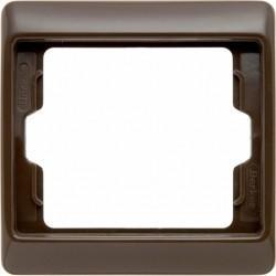 Рамка 1 пост Berker ARSYS, коричневый блестящий, 13130001