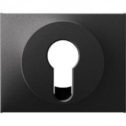 Накладка на поворотный выключатель Berker K.1, антрацит матовый, 15057006