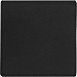 Клавиша Berker, черный бархат, 16206086