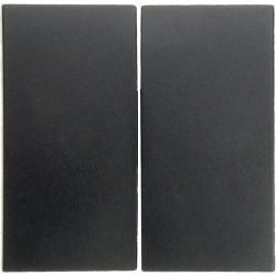 Клавиша двойная Berker, антрацит матовый, 16231606