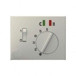 Накладка на термостат Berker, бежевый, 16727102