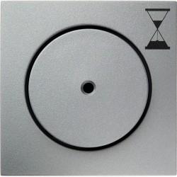 Накладка на таймер Berker, алюминий матовый, 16741404