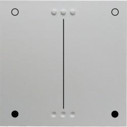 Накладка на светорегулятор Berker, белый матовый, 17651909