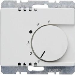 Термостат комнатный Berker ARSYS, белый, 20260069