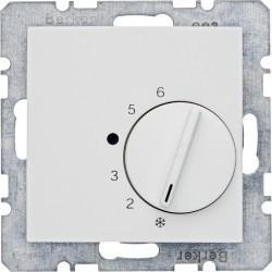 Термостат комнатный Berker, белый матовый, 20261909