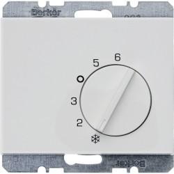 Термостат комнатный Berker, белый, 20267109