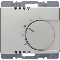 Термостат комнатный Berker ARSYS, стальной, 20269004