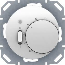 Термостат комнатный Berker, белый глянцевый, 20302089
