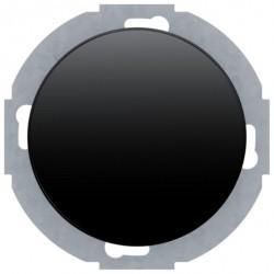 Пост параллельного включения к диммерам Berker R.CLASSIC,черный блестящий, 28352045