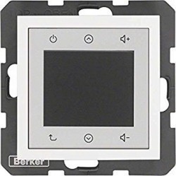 S.1/B.3/B.7 Berker Radio Touch 87,5…108МГц 230В~ 50/60Гц , бел. матов.