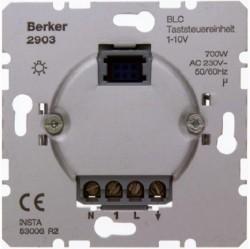 Механизм клавишного светорегулятора Berker Коллекции Berker, 10 Вт, 2903