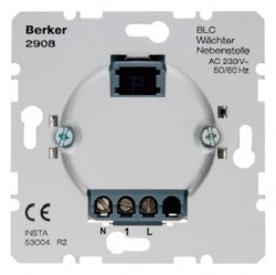 Механизм параллельного поста включения Berker Коллекции Berker, 2908