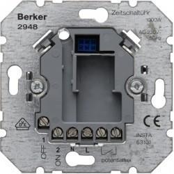 Механизм таймера Berker Коллекции Berker, электронный, 2948
